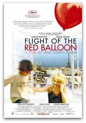 Flight of the Red Balloon