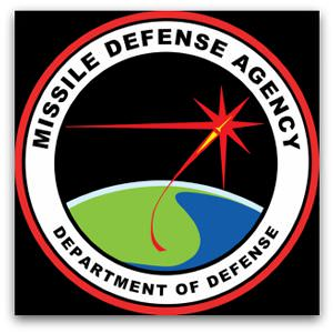 Missile Defence Agency Seal