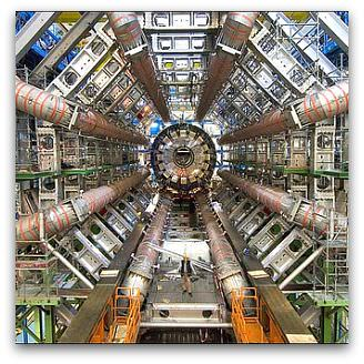 The Large Hadron Collider/ATLAS at CERN, Flickr image by Image Editor