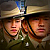 Gurkhas on parade, Flickr image by Dannynic