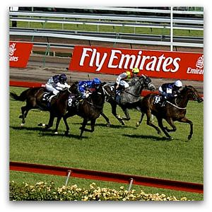 corporate stakes day at flemington, flickr image by doublebug