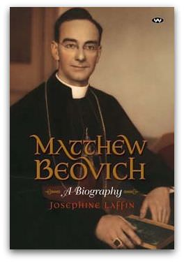 Josephine Laffin: Matthew Beovich — A Biography. Wakefield Press, Adelaide, 2008. ISBN: 9781862548176