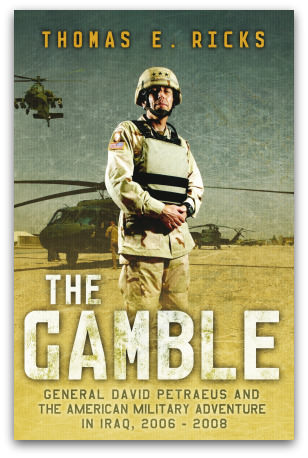 The Gamble, by Thomas E Ricks ISBN 9781846141454
