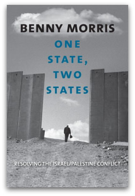 Benny Morris: One State, Two States. Yale University Press, 2009. ISBN 978-0-300-12281-7