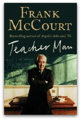 Frank McCourt, Teacher Man