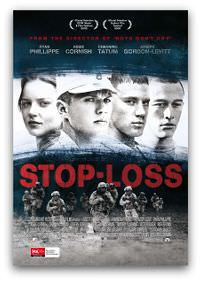'Stop-loss' movie poster