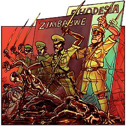 'Zimbabwe', by Chris Johnston