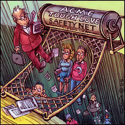 'Investment safety net', by Chris Johnston