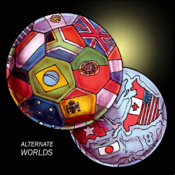'Planet Football' by Chris Johnston