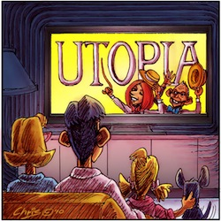 'Utopia' by Chris Johnston