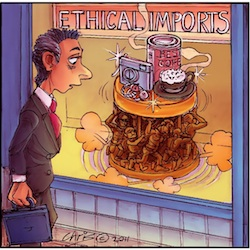 'Ethical Consumers' by Chris Johnston